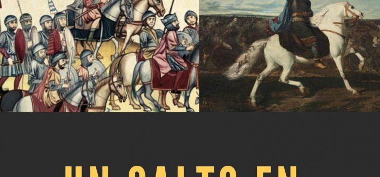 HISTORI-ANDO: «Un salto en la Historia: Atila, el huno»