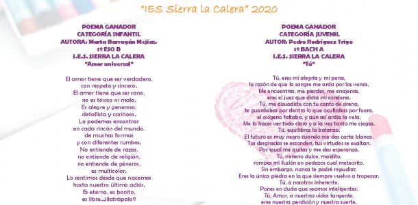 35. Radiocital Literario Onda Calera: «Concurso de Poemas de Amor».