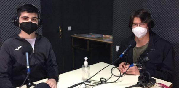 77. Entrevista a Matthew Schiek, por Álvaro González