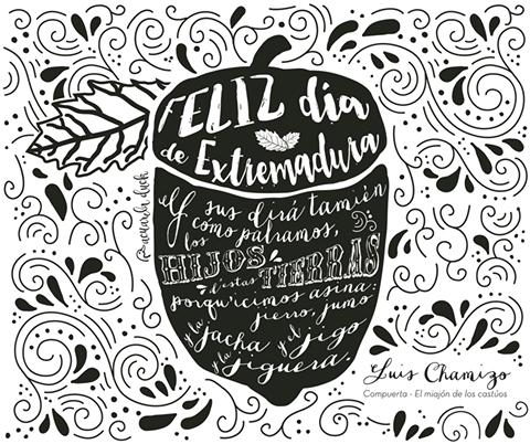 Día de Extremadura en la escuela