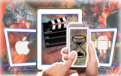 Crear vídeos sencillos con el móvil