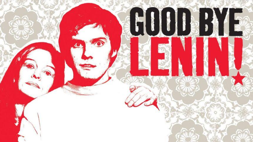 Poster good bye lenin
