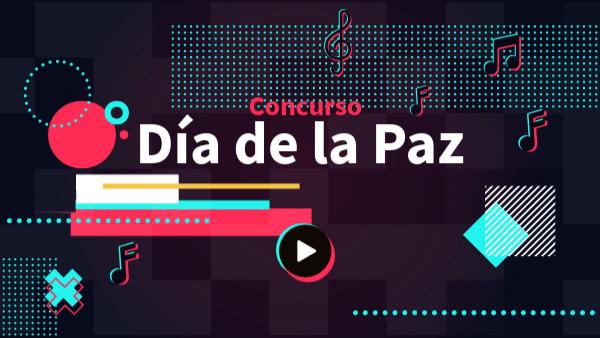 Concurso musical «Día de la Paz»