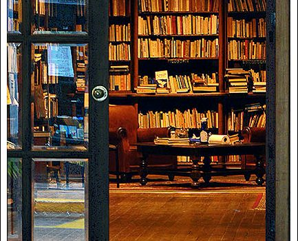 """""""Book store."""" by Polifemus"""