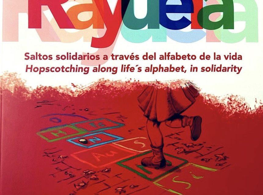 Rayuela. Saltos solidarios a través del alfabeto de la vida