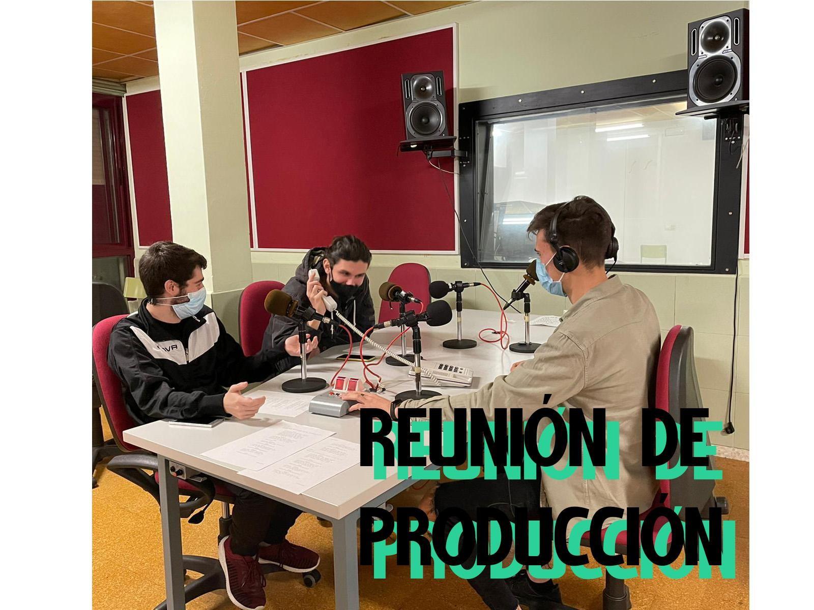 «Reunión de Producción»