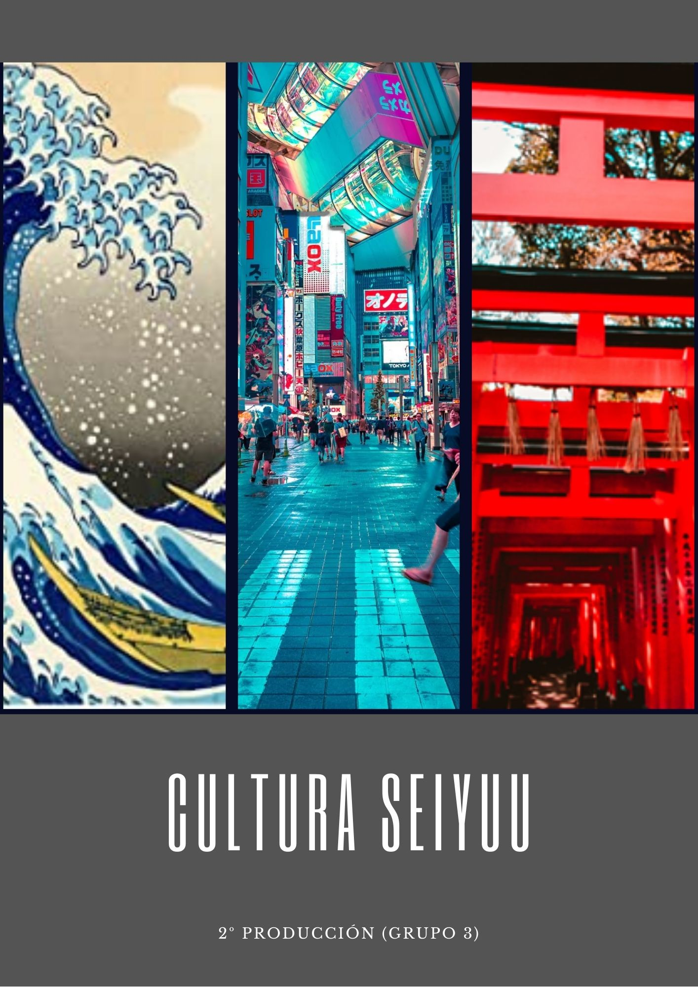 Cultura Seiyuu Programa 2