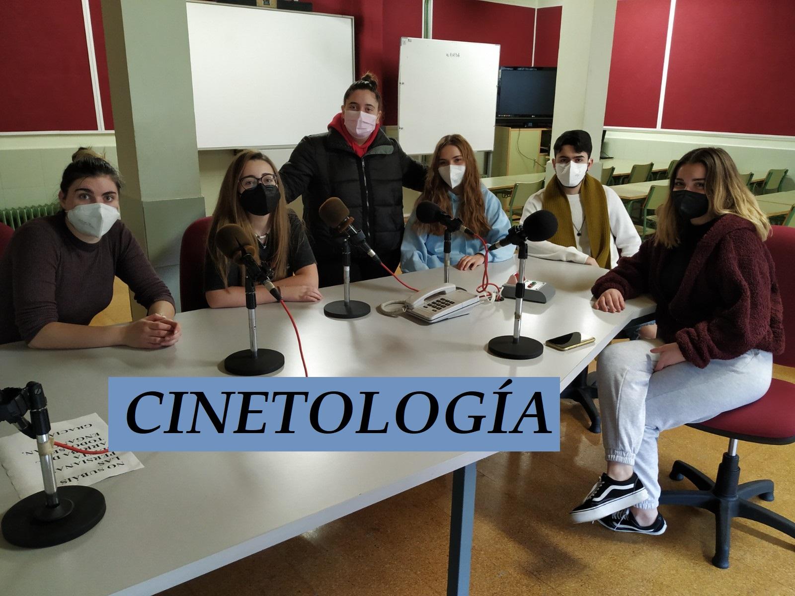 CINETOLOGÍA Programa 2