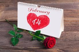 Programa especial «Día de San Valentín»