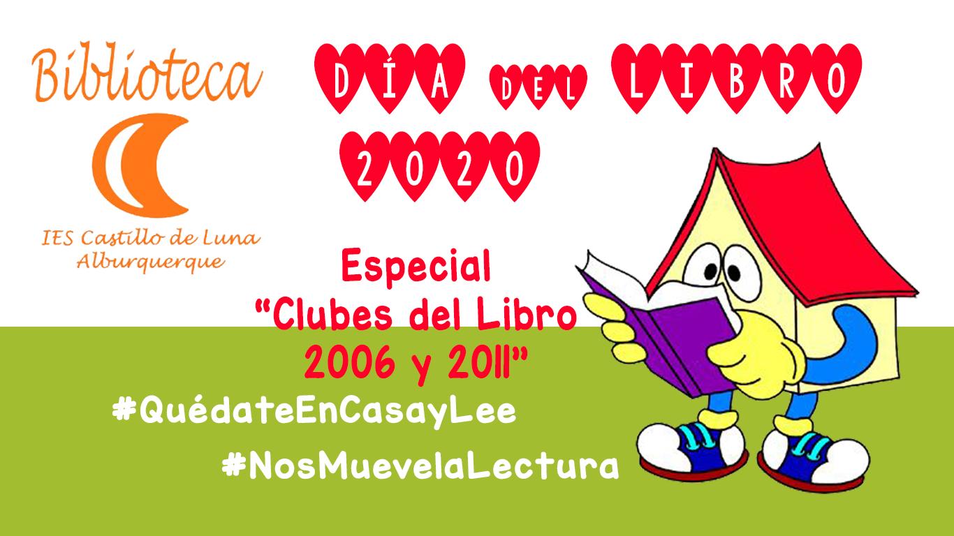 Día del Libro 2020 de Biblioteca Castillo de Luna