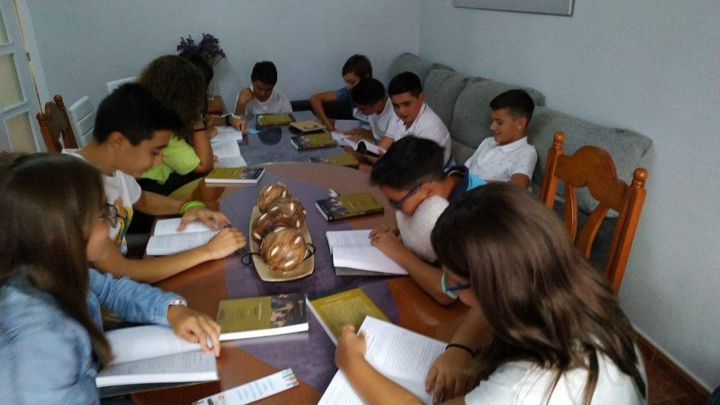 Club de Lectura 2006 de Alburquerque (Coordina Nuria Ordóñez)