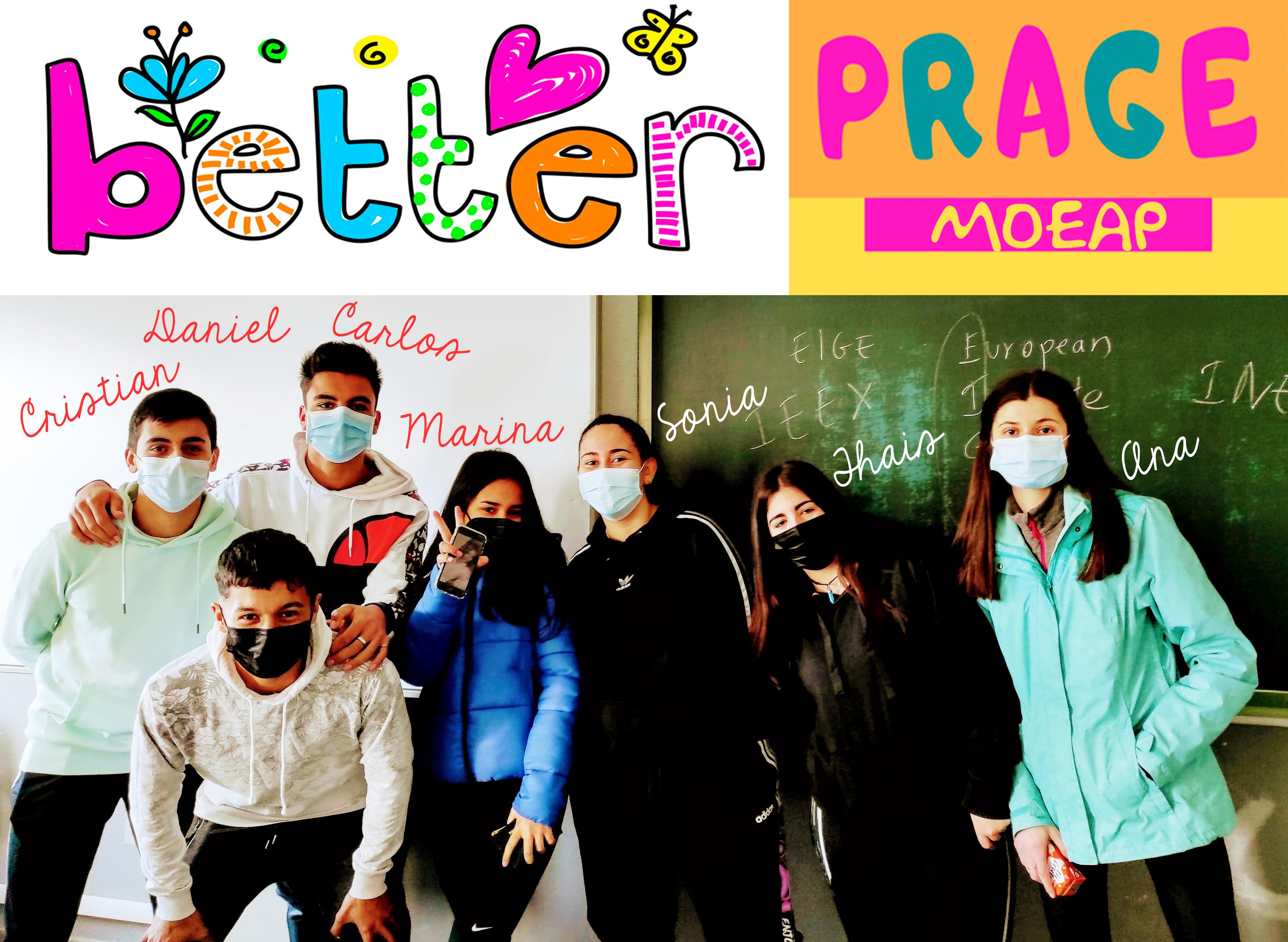 Grupo de 4ºA-PRAGE, Matemáticas Orientadas a las Enseñanzas Aplicadas.