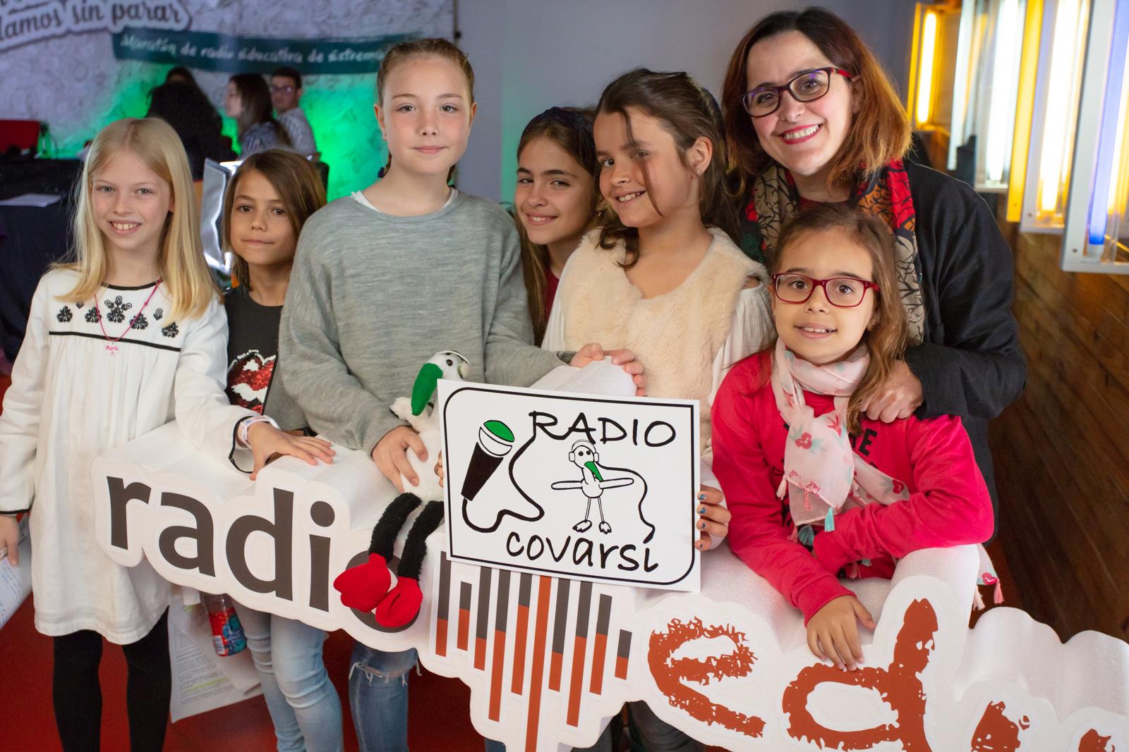 I Maratón de Radio Educativa de Extremadura
