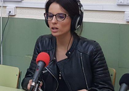 ENTREVISTA A NURIA FLORES, CONSEJERA DE TURISMO Y DEPORTES