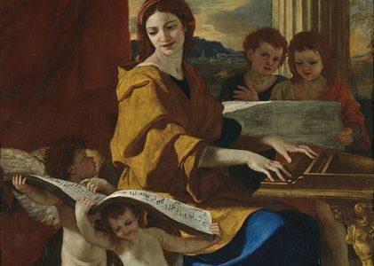 Día Internacional de la música. Homenaje a Santa Cecilia