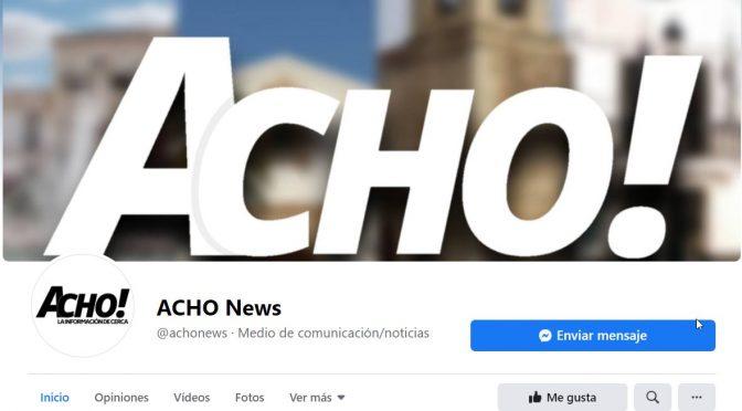 Nuevo Canal de noticias en el IES Sierra de San Pedro