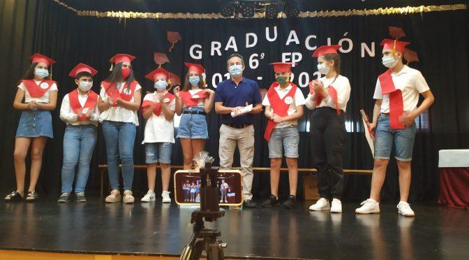 Graduación  de alumn@s de 6º de primaria