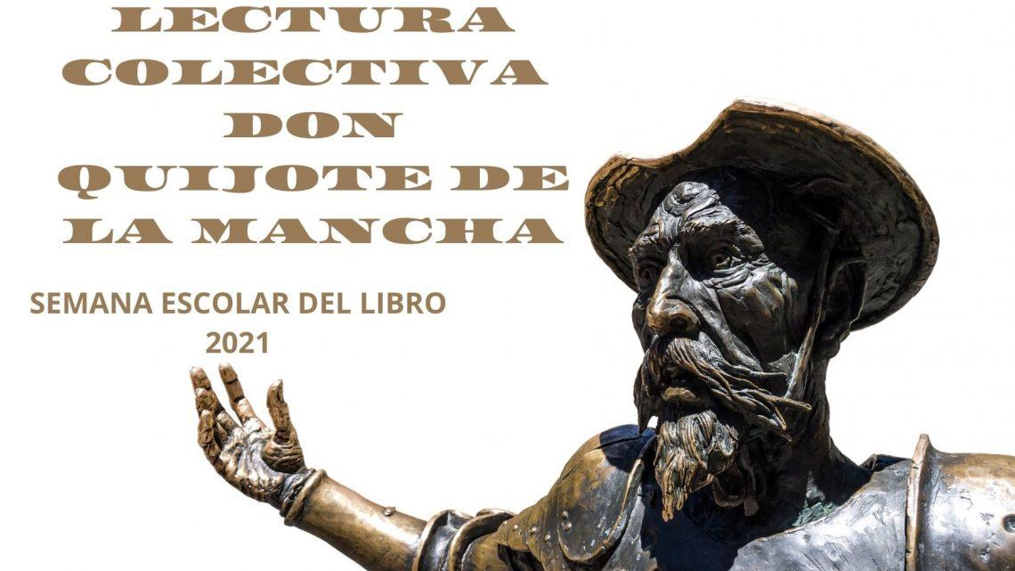 LECTURA COLECTIVA DON QUIJOTE DE LA MANCHA