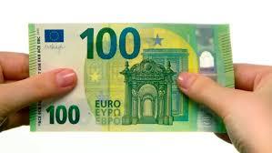Cuento económico, el billete de 100€