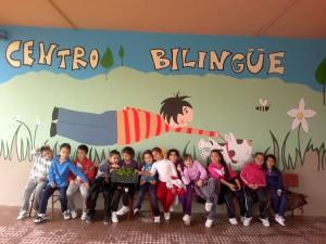 Logo sección bilingüe
