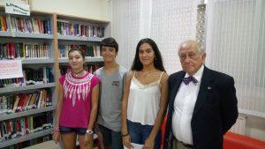 Entrevista a Inocencio Arias