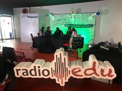 RadioEdu en la Maratón
