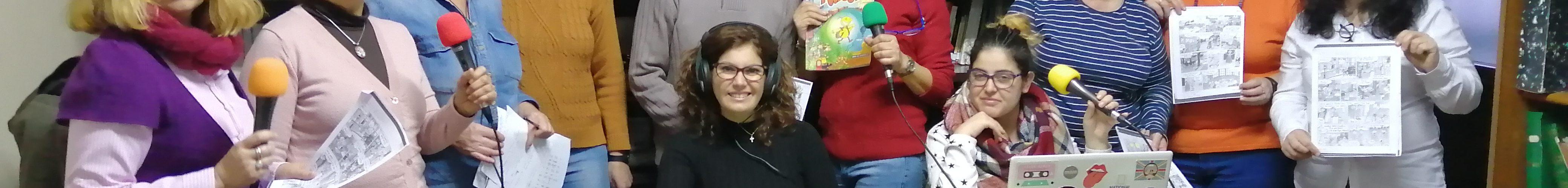 Aula Adultos en la radio