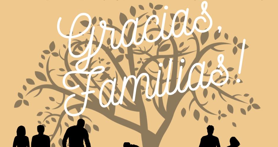 FELICIDADES FAMILIAS