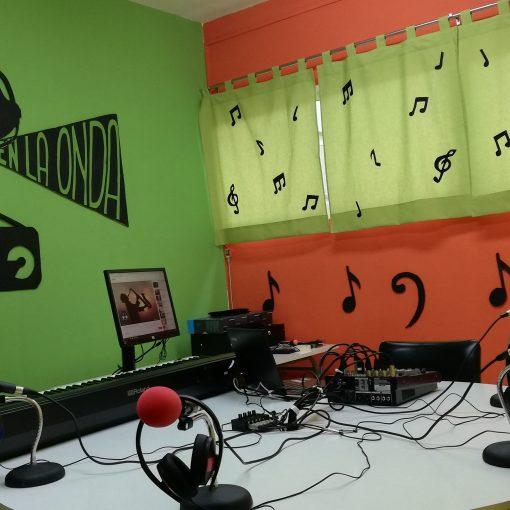 """Radio """"MONTERO EN LA ONDA"""" CEIP """"Montero de Espinosa"""", de Almendralejo."""