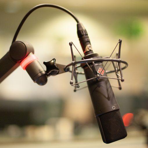 Micro para podcast