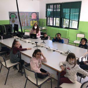 Los dagalinus de Cilleros: volvemos al cole