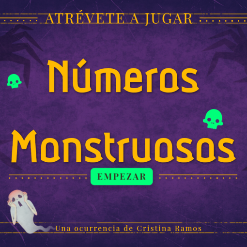 Halloween: Números monstruosos