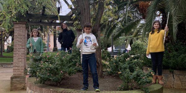 Villancicos en el C.O.M. «Tomás Bote Lavado» de Almendralejo