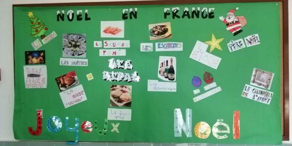 «Noël en France» (Navidad en Francia)