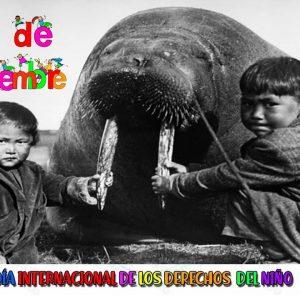 DÍA DE LOS DERECHOS DE LOS NIÑOS