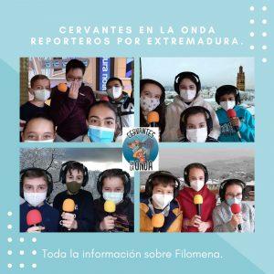 INFORMATIVOS CERVANTES (FILOMENA).
