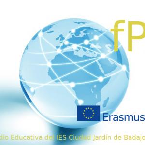 MundoFP con los ERASMUS+!
