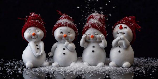 Santa Eulalia´s Choir: Sia´s «Snowman»