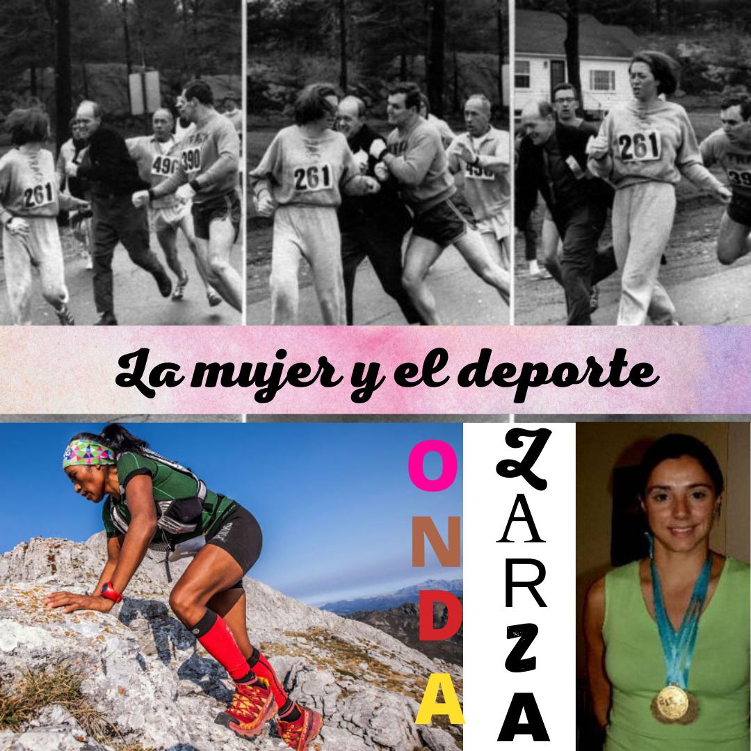 La mujer y el deporte.